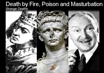 Death by Fire, Poison and Masturbation. PYGODswives.com